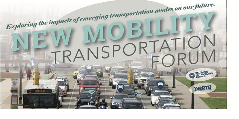 BRTB will Host Mobility Transportation Forum March 13, 2019