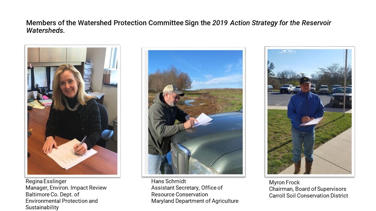 Watershed Protection Action Strategy